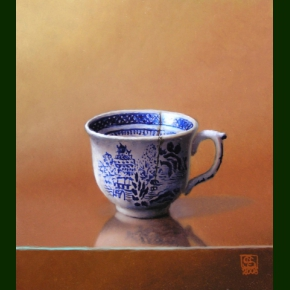 Gammel kinesisk kop